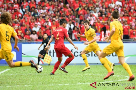 Borneo FC ikat pemain timnas U-19 Komang Teguh