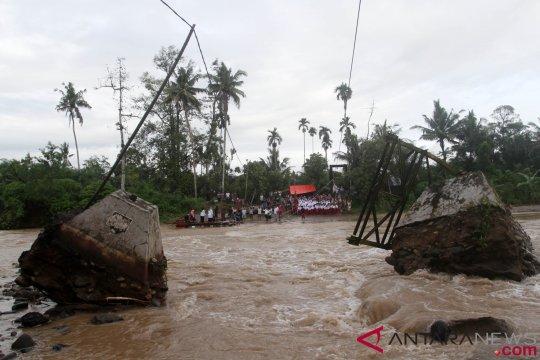 Banjir dan longsor landa sejumlah wilayah Pasaman Barat