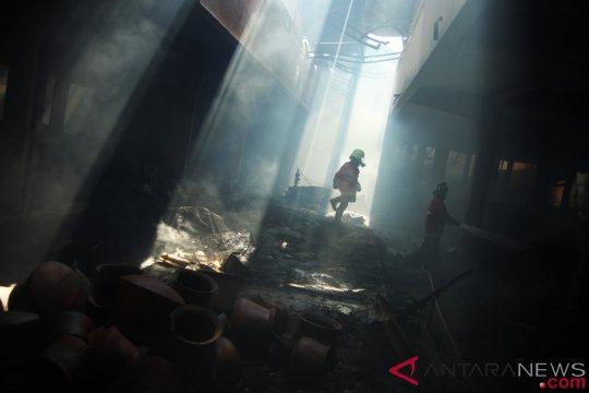 Kebakaran Pasar Legi