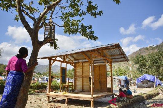 Dana perbaikan rumah korban gempa Lombok Barat capai Rp278,21 miliar
