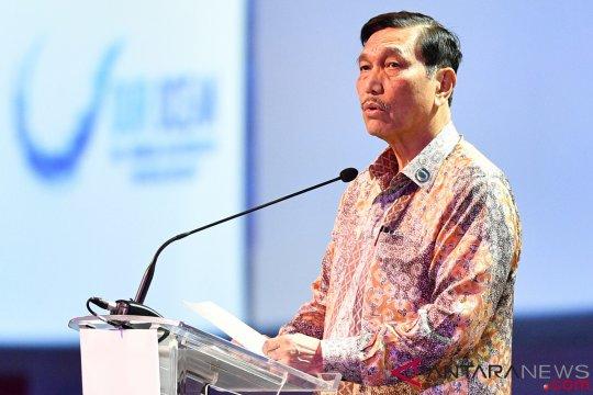 Luhut ajak investor China perbesar investasi di Indonesia