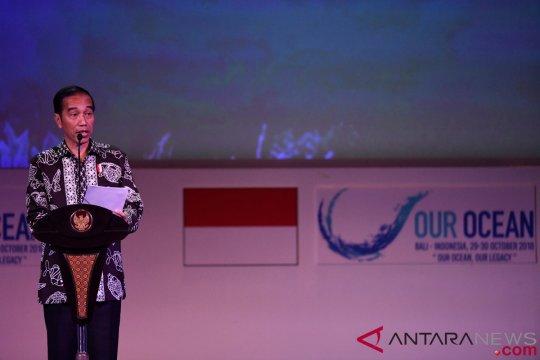 Pembukaan Our Ocean Conference 2018