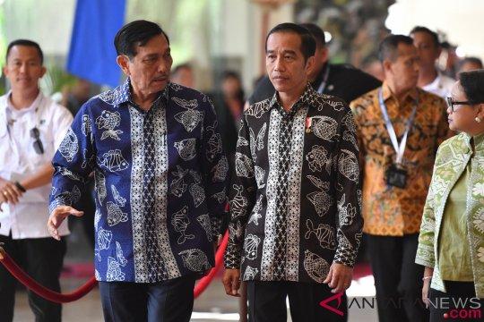 Indonesia ajak negara kepulauan kerja sama hadapi dampak iklim