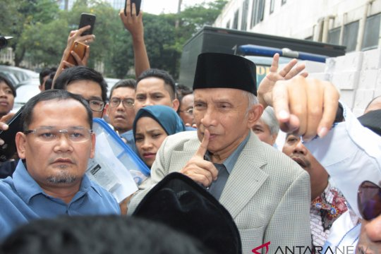 PSI pertanyakan aksi Kawal Amien Rais
