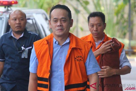 Fahmi Darmawansyah dituntut lima tahun penjara