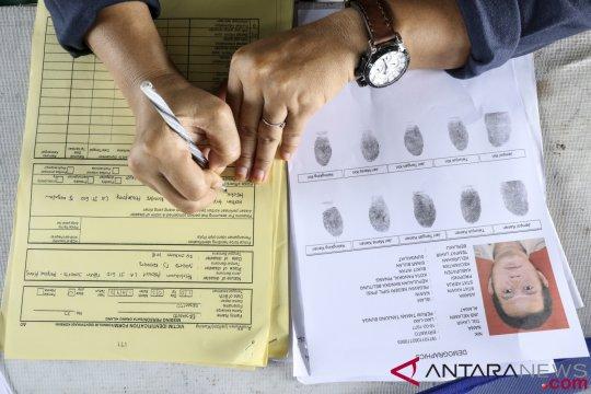 Pengambilan Data Antemortem Keluarga Korban Lion Air JT 610