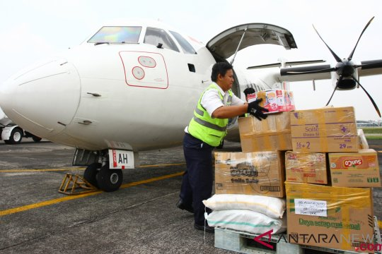 AP I gandeng Pelita Air optimalkan penerbangan logistik