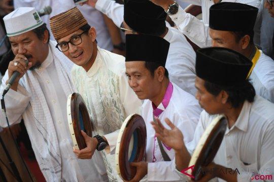 Peresmian Rumah Pemenangan Prabowo-Sandiaga
