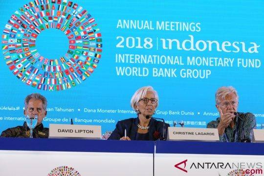 IMF: Teruskan kinerja ekonomi positif hadapi guncangan global