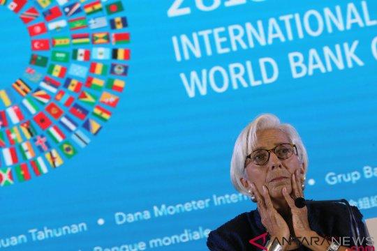IMF ingatkan ekonomi global belum cukup kuat