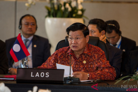 Hubungan harmonis Vietnam-Laos jadi model di ASEAN