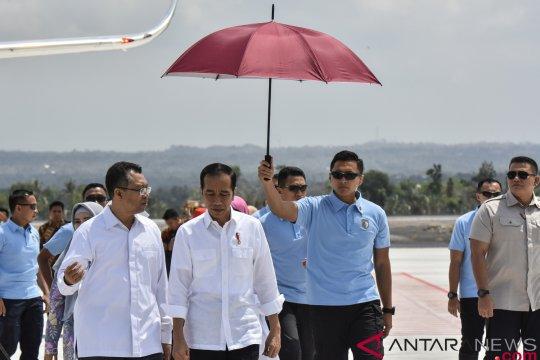 Presiden Jokowi dijadwalkan shalat Jumat di MAJT