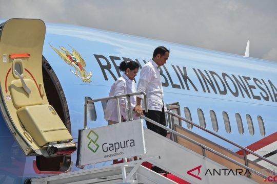 Presiden Pantau Rehabilitasi Pasca Gempa NTB