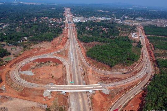 Pembangunan fisik tol Semarang-Demak Seksi II mulai dikerjakan