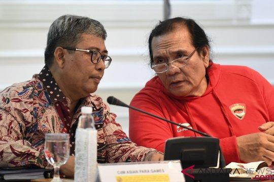 Senny Marbun kembali pimpin NPC Indonesia