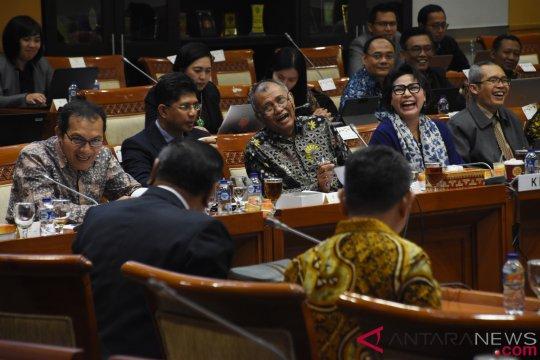 RDP Komisi III DPR-KPK