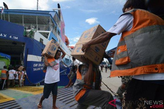 BPBD DIY kirim bantuan untuk Sulteng