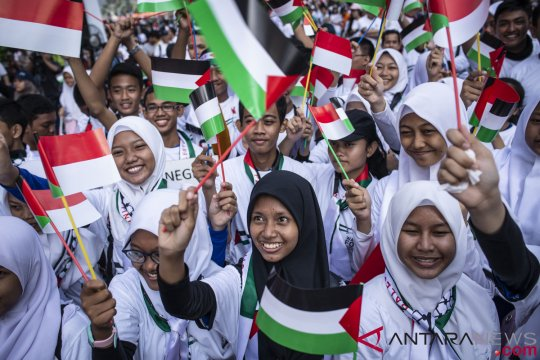 Warga Palestina belajar budi daya perikanan di Universitas Muhammadiyah Malang