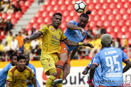Sriwijaya FC pinjam Beto dan Zulfiandi dari timnas