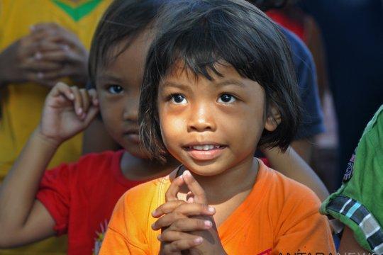 Menteri tanggapi anak-anak terdampak bencana minta bantuan