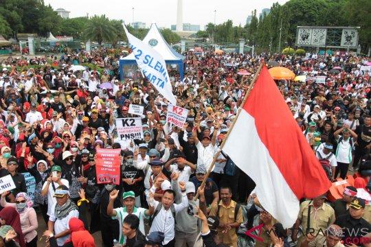 201 honorer Lombok Barat ikut seleksi PPPK