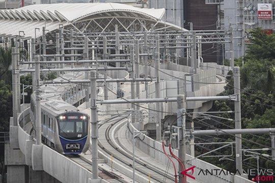 MRT: munculkan kultur baru bertransportasi dan jalan kaki