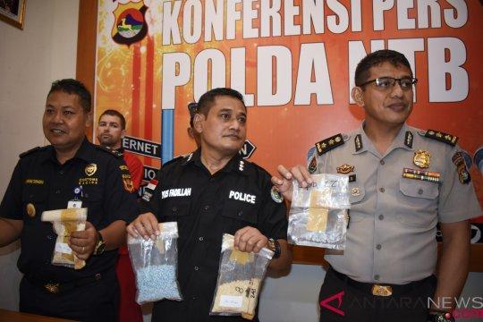 Penyidik menelusuri perjalanan WNA asal Prancis yang menyelundupkan narkoba