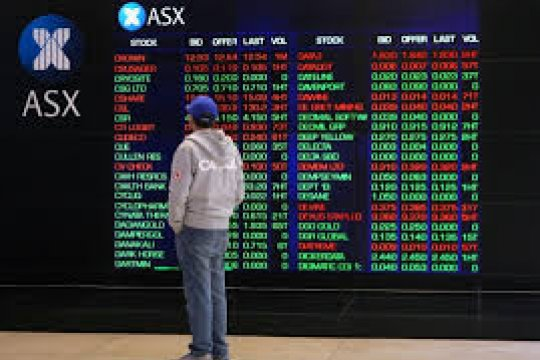 Bursa saham Australia loyo, sebagian besar sektor melemah
