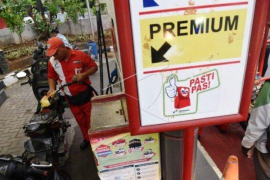 Dinilai berkualitas rendah, Premium harusnya dilarang di Jakarta