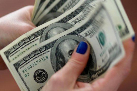 Dolar AS sedikit melemah di tengah data ketenagakerjaan
