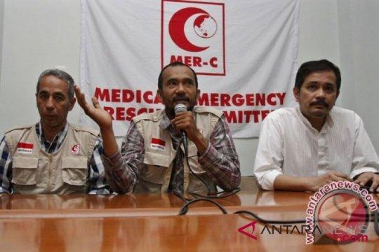 MER-C harapkan doa rakyat Indonesia bagi keselamatan RSI Gaza