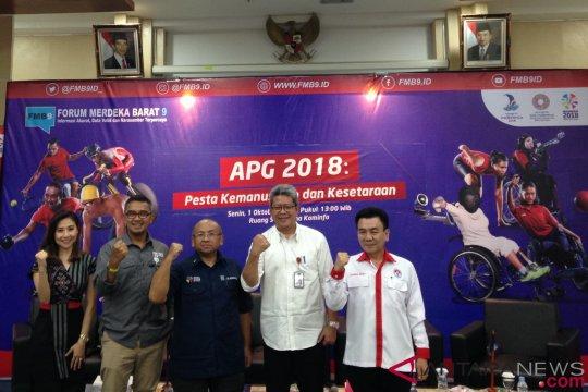Kemenko PMK : Asian Para Games 2018 bertujuan angkat kaum disabilitas