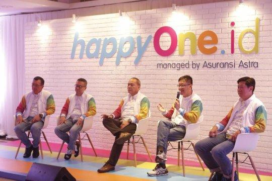 Mudahkan layanan, Asuransi Astra luncurkan platform Happyone.id