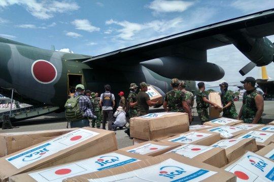 Jepang siap bantu pemulihan pascabencana di Sulteng