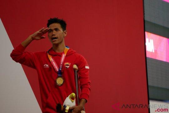 Jendi Pangabean targetkan rebut lima emas ASEAN Para Games 2020