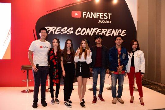 Kemarin, YouTube FanFest siap digelar hingga Facebook donasi untuk gempa Palu