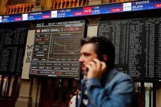 Saham Spanyol berakhir di zona merah, Indeks IBEX 35 turun 0,80 persen