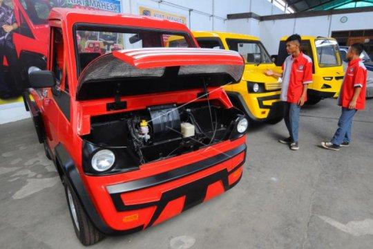 AMMDes mimpi Indonesia kembangkan kendaraan tinggi TKDN