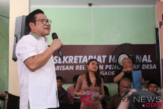 Brigade 01 deklarasikan dukungan untuk Jokowi-Ma