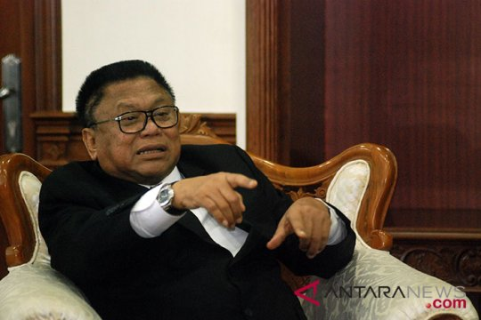 Ketua DPD hormati penerbitan PP pelapor korupsi