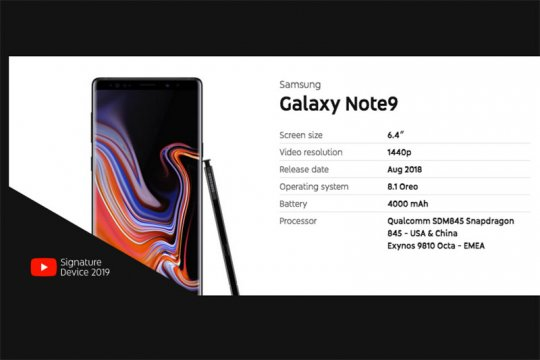 "Kemarin, Samsung Galaxy Note9 akan hadir hingga Komika Indonesia masuk daftar ""BBC 100 Women"""