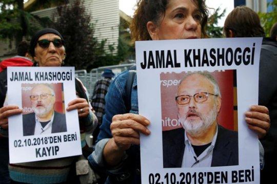 Erdogan sebut pembunuh Khashoggi nikmati 'impunitas'
