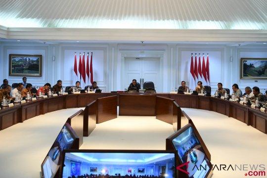 Presiden pimpin ratas bahas penyedian rumah TNI-Polri
