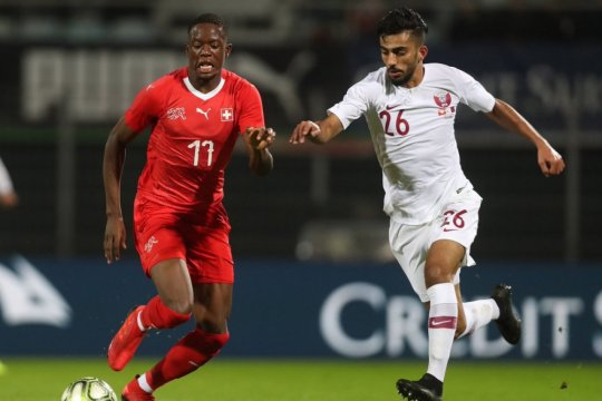 Tanpa Shaqiri dan Seferovic, Swiss kalahkan tuan rumah Georgia 2-0