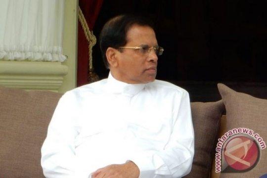 """Presiden Sri Lanka berjanji """"basmi terorisme"""", bawa kestabilian"""