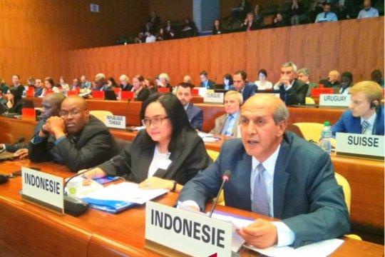 Indonesia kembali pimpin sidang internasional kekayaan intelektual