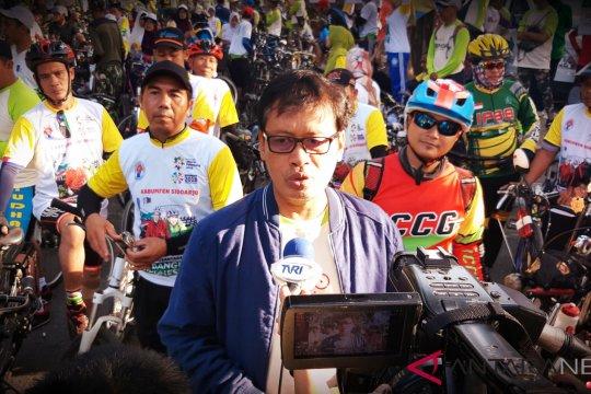 Kemenpora pastikan Sepeda Nusantara 2018 tuntas sesuai jadwal
