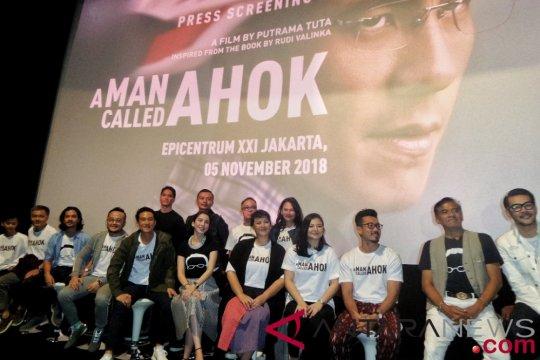 """A Man Called Ahok"", film keluarga yang meminjam kisah Ahok"