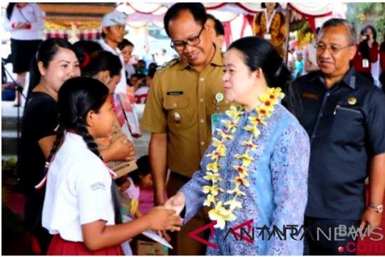 Menko PMK kunjungi kampung KB Penarungan Badung