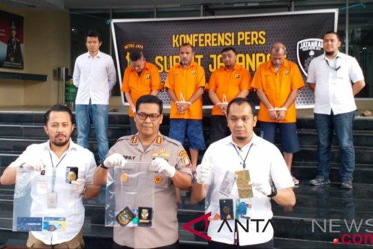 Polda Metro Jaya ungkap penipuan senilai Rp23 triliun